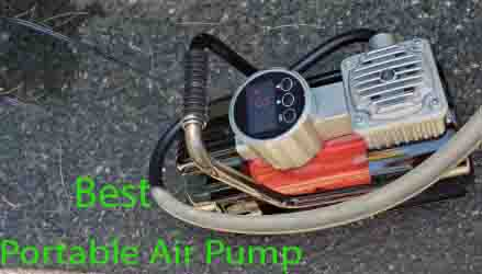 Best Portable Air Pump