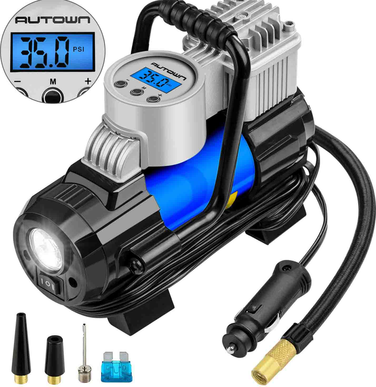 AUTOWN Air Compressor Pump reviews