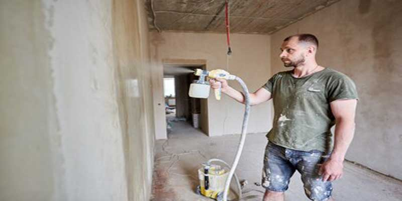 Best Paint Sprayer For Interior Walls To Buy In January 2021 Buyer S Guide