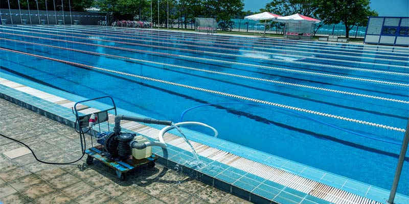 What is Best Water Cleaning System for an Inground Pool Pump