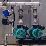 What is the difference between a pressure pump and the booster pump